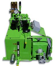 Hydraulikaggregate, Aussenzahnradpumpen, Innenzahnradpumpen, Gerotormotoren, Axialkolbenpumpen, Radialkolbenpumpen