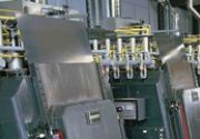 Line of sealed quench furnaces